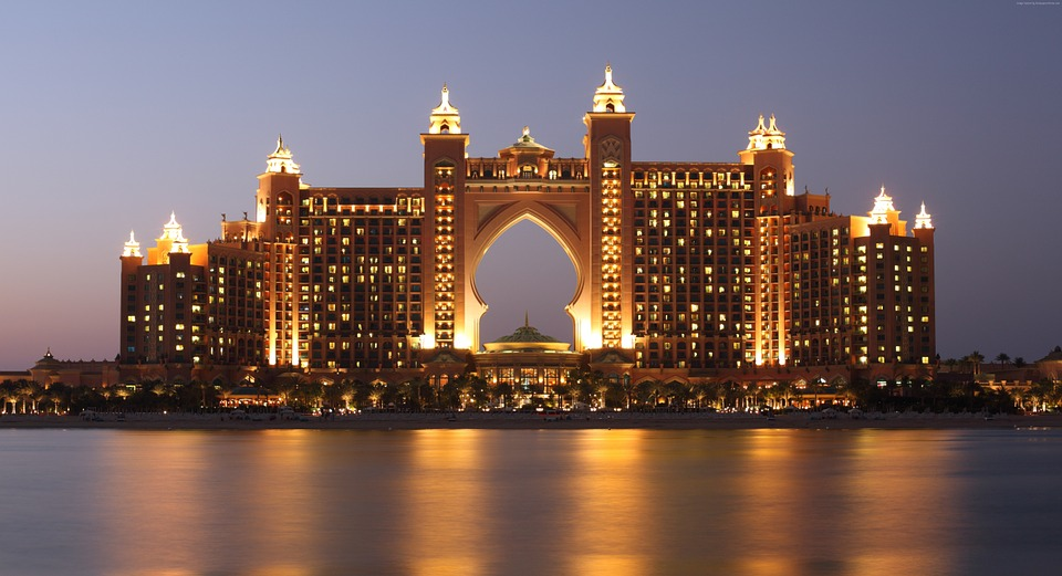 Dubai Luxusurlaub Atlantis The Palm